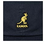 Бейсболка KANGOL арт. K5165HT Washed Baseball (темно-синий)