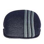 Кепка KANGOL арт. K3211HT Travel Stripe 507 (темно-синий)