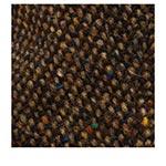 Кепка HANNA HATS арт. Vintage 77B2 (темно-коричневый / черный)
