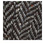 Кепка HANNA HATS арт. Eight Panel 95B2 (темно-серый / черный)