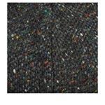 Кепка HANNA HATS арт. Eight Panel 95B2 (серый / коричневый)