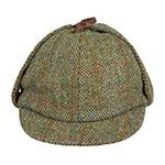 Кепка HANNA HATS арт. Sherlock Holmes SH2 (светло-коричневый)