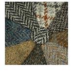Кепка HANNA HATS арт. Eight Panel Patch 95B1 (разноцветный)