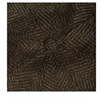 Кепка LAIRD арт. HERRINGBONE BROOKLYN  (коричневый)