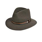 Шляпа BAILEY арт. 37158 BRANDT (темно-серый)