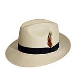 Шляпа BAILEY арт. 63112 HANSON (белый / черный)