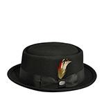 Шляпа BAILEY арт. 3830 ARVID (черный) {blk}