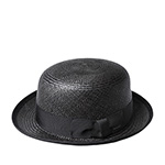 Шляпа BAILEY арт. 22705 CHAPLIN (черный)