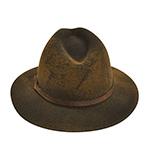 Шляпа BAILEY арт. 37168 WARDELL (оливковый)