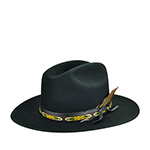 Шляпа BAILEY арт. 37308 HOPPER (черный)