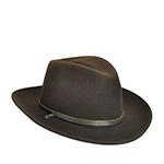 Шляпа BAILEY арт. 7054 RYLACE (коричневый)