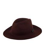 Шляпа BAILEY арт. 13730BH ASHMORE (бордовый) {burgundy}
