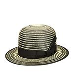 Шляпа BAILEY арт. 22758BH COPLEY (черный / белый)