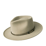 Шляпа BAILEY арт. 38340BH GYSIN (серый) {chino}