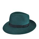 Шляпа BAILEY арт. 70605BH LAPKUS (темно-зеленый)