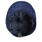 Кепка BAILEY арт. 25239 GALWIN WINDOWPANE (синий)