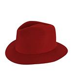 Шляпа BAILEY арт. 70602BH Pierpont (красный)
