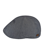 Кепка BAILEY арт. 90098BH MUROFF (синий) {denim pinstripe}
