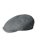 Кепка BAILEY арт. 25486BH FALC (черный) {denim stripe}