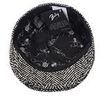 Кепка BAILEY арт. 25510BH KUFELL (темно-серый)