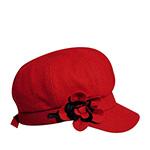Кепка BETMAR арт. B008H LYDIA (красный)