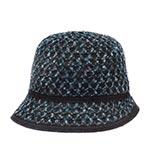 Шляпа BETMAR арт. B434H WILLOW (бирюзовый / черный)