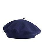Берет BETMAR арт. B512 WOOL BERET (темно-синий)