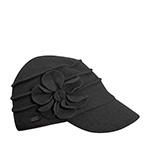 Кепка BETMAR арт. B523 RIDGE FLOWER (черный) {Black}