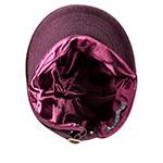 Кепка BETMAR арт. B562 BOY MEETS GIRL (фиолетовый)