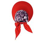 Кепка BETMAR арт. B964 FACE FRAMER (красный)