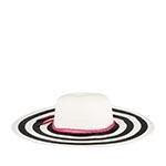 Шляпа BETMAR арт. B1431H DEMETRIA (белый / черный)