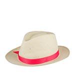 Шляпа BETMAR арт. B1609H LAURA II (белый / розовый)