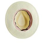 Шляпа BETMAR арт. B1609H LAURA II (белый / синий)