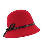 Шляпа BETMAR арт. B1488H CHRISTINA (красный)