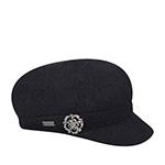 Кепка BETMAR арт. B1794H CRYSTAL CAP (черный)
