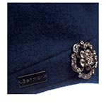 Кепка BETMAR арт. B1794H CRYSTAL CAP (темно-синий)