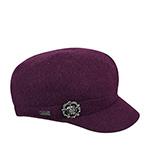 Кепка BETMAR арт. B1794H CRYSTAL CAP (фиолетовый)