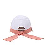 Кепка BETMAR арт. B1819H EVI (белый / розовый)