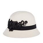 Шляпа BETMAR арт. B1790H MINDENHALL (белый)