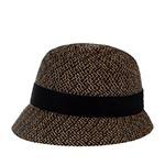Шляпа BETMAR арт. B1879H LUCILLE (коричневый) {brown multi}