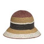 Шляпа BETMAR арт. B1944H CATHERINE (бежевый / бордовый)