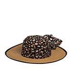 Шляпа BETMAR арт. B1973H MAE (бежевый / черный)