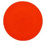 Берет LE BERET FRANCAIS арт. CLASSIQUE (оранжевый)