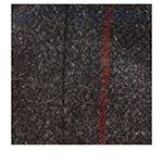 Кепка CHRISTYS арт. BAKER BOY csk100030 (серый / красный)