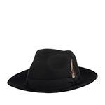 Шляпа CHRISTYS арт. GROSVENOR cwf100024 (черный)