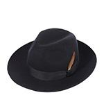 Шляпа CHRISTYS арт. GROSVENOR cwf100024 (темно-синий)