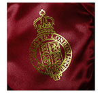 Шляпа CHRISTYS арт. MELISSA cso100115 (бордовый)