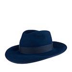 Шляпа CHRISTYS арт. SOPHIA cso100176 (синий)
