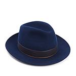 Шляпа CHRISTYS арт. THE BOWIE cso100225 (синий)