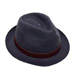 Шляпа CHRISTYS арт. CARNABY cpn100417 (темно-синий)